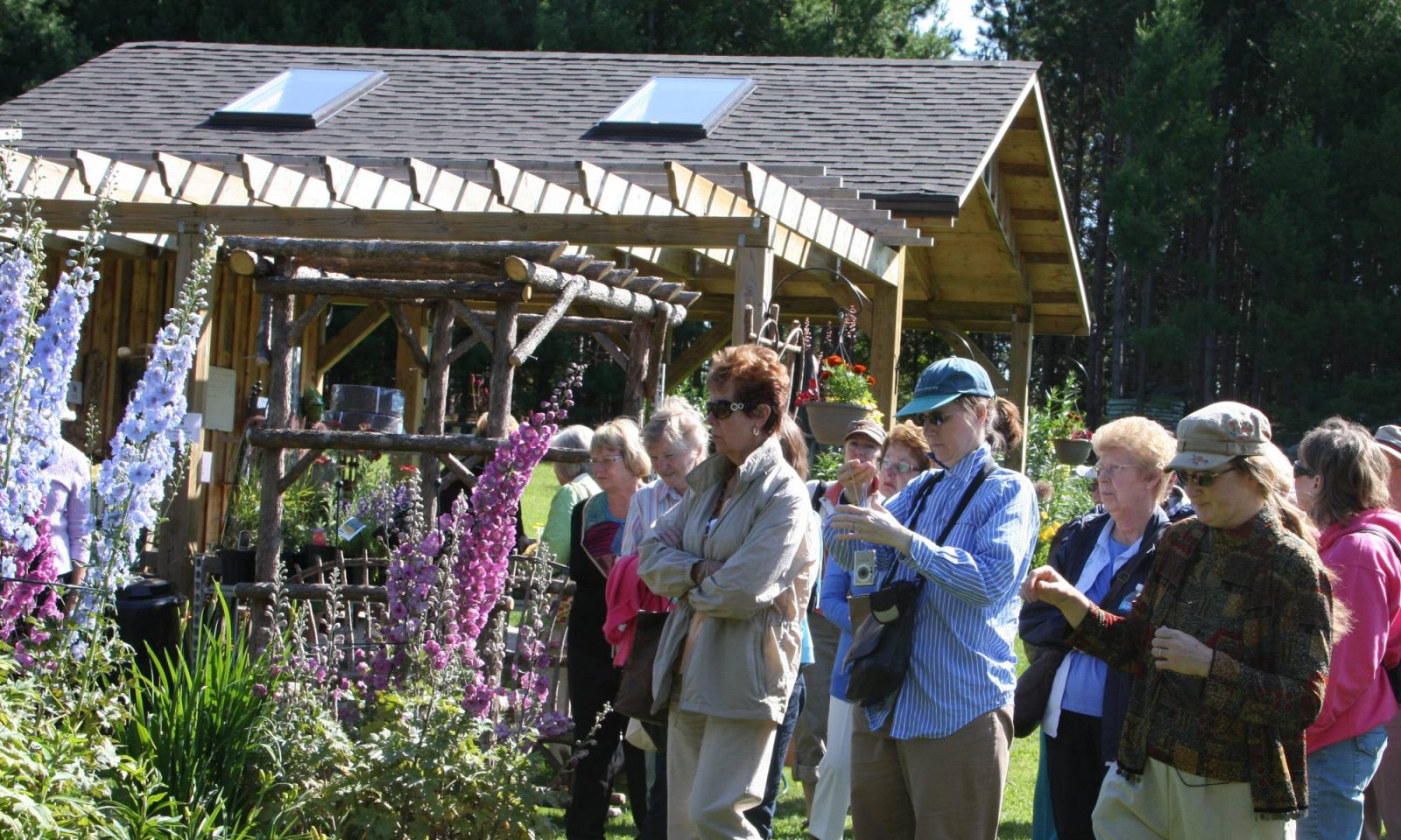 Garden Workshops at Plant Paradise Country Gardens in Caledon
