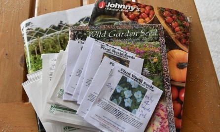 Time to Order Your Seeds